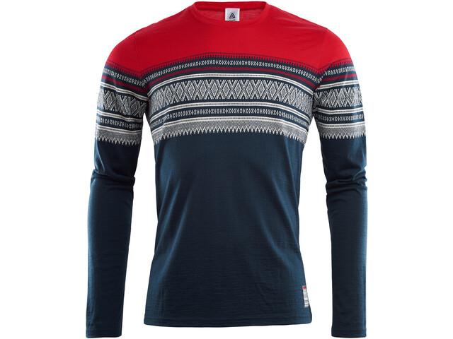 Aclima DesignWool Marius Light Crew Neck Shirt Herre original